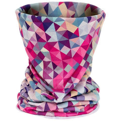 Pink Triangle Bandana Mask - Rave Rebel