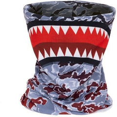 Shark Bandana Mask - Rave Rebel