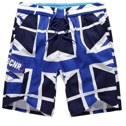 UK Flag Shorts