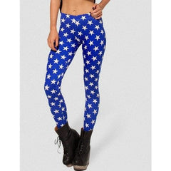 USA Leggings - Rave Rebel