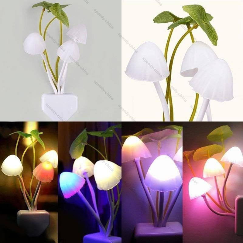 LED Mushroom Night Light - Rave Rebel