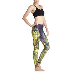 Egyption Leggings - Rave Rebel