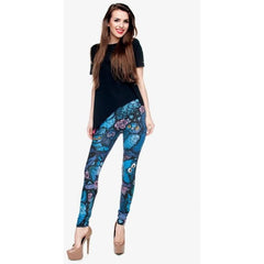 NIGHT OWL Leggings - Rave Rebel
