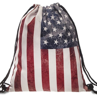 USA Drawstring Bag - Rave Rebel