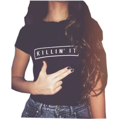 Killin It Tee - Rave Rebel