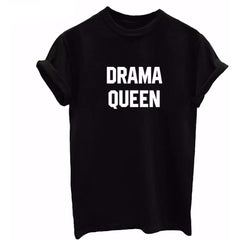 DRAMA QUEEN Tee - Rave Rebel