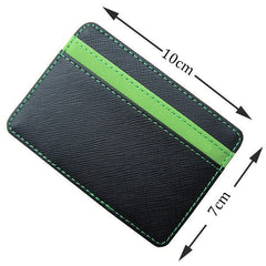 Slim Card and Money Holder - Rave Rebel