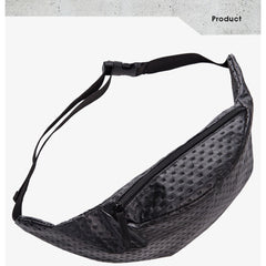 Grey Dot Fanny Pack - Rave Rebel
