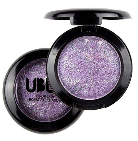 UBUB Purple Shimmer Metallic Eyeshadow Palette