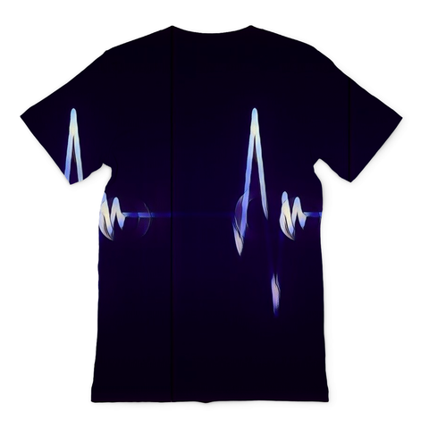 Electro Thump Men's Tee - Rave Rebel