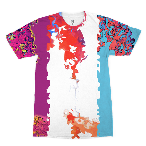 Smoke Stacks Men's Tee - Rave Rebel