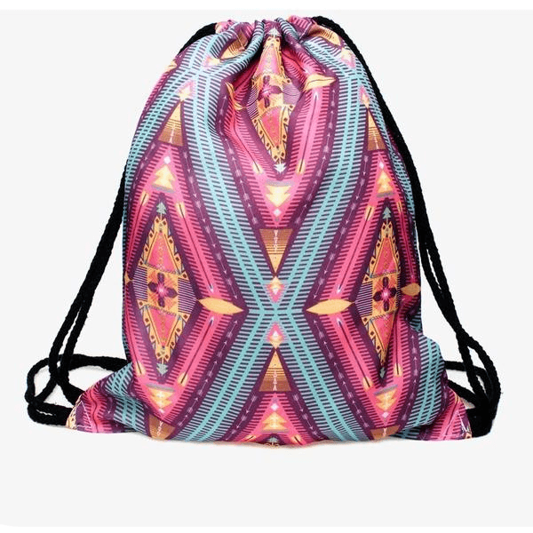 Wild Style Drawstring Bag - Rave Rebel