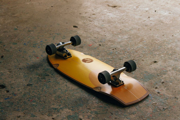 Slide Surfskate Quad Sunset 30″  (Beware Slide Is Addictive)