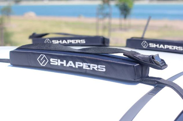 Shapers Soft Racks (Hold 3 Boards)
