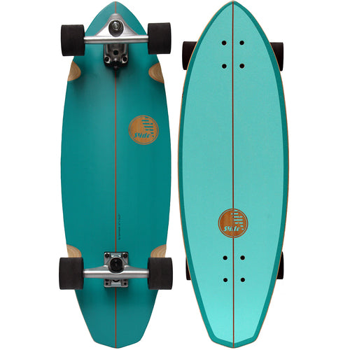 "Slide Surf Diamond D Abelhara Cruiser 32""(Beware Slide Is Addictive)"