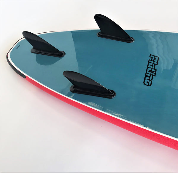 Platino 7ft Soft Top Softboard Red Steel (Now Available)