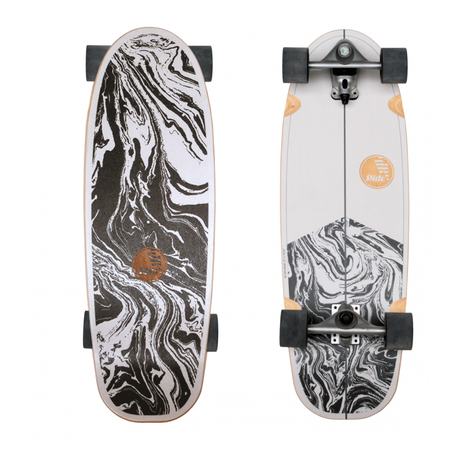 Slide Surfskate Gussie Stingray 31″  (Beware Slide Is Addictive)