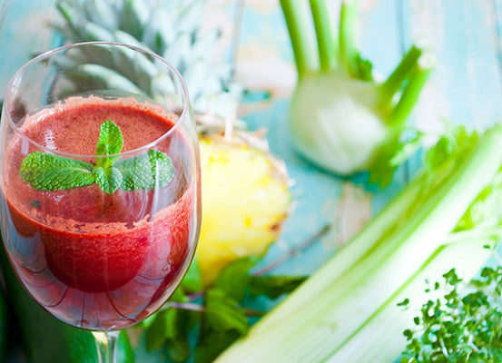 Juicing According To Your Body Type/Doshas