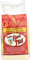 Bob's Red Mill Gluten Free All Purpose Baking Flour - 22 Oz - Case Of 4