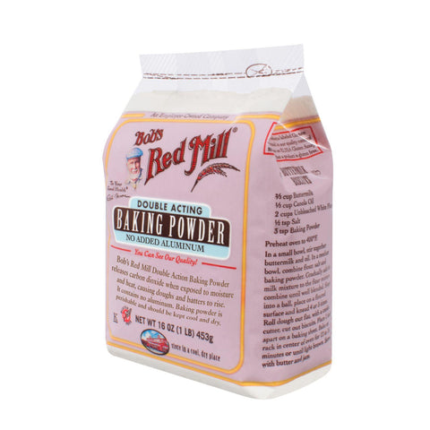 Bob's Red Mill Baking Powder - 16 Oz - Case Of 4