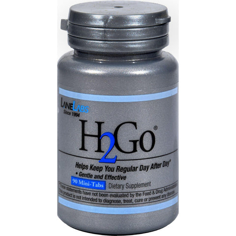 Lane Labs H2go - 90 Tablets