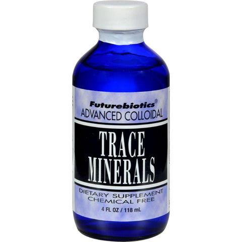Futurebiotics Advanced Colloidal Trace Minerals - 4 Fl Oz