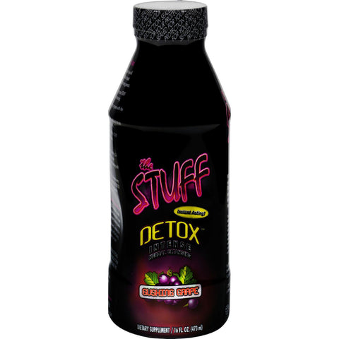 Detoxify Liquid Stuff - Grape - 16 Oz