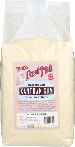 Bob's Red Mill Xanthan Gum - Case Of 5 - 1 Lb.
