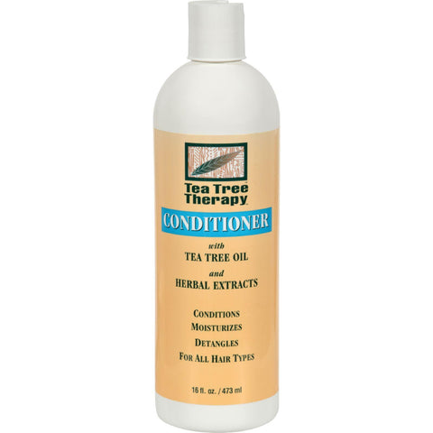 Tea Tree Therapy Conditioner - 16 Fl Oz