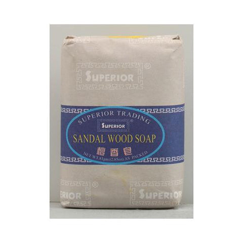 Superior Trading Sandal Wood Soap - 2.85 Oz.