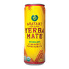 Guayaki Yarba Mate Sparkling Mate - Cranberry Pomegranate - Case Of 12 - 12 Oz.