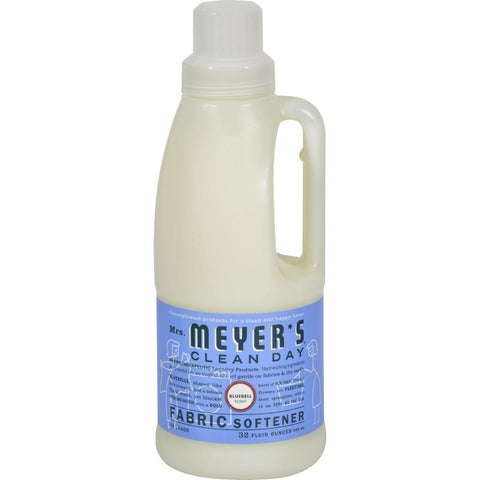 Mrs. Meyer's Fabric Softener - Bluebell - Case Of 6 - 32 Oz