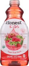 Honest Kids Honest Kids Super Fruit Punch - Fruit Punch - Case Of 8 - 59 Fl Oz.