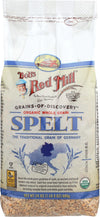Bob's Red Mill Organic Whole Grain Spelt Berries - 24 Oz - Case Of 4
