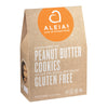 Aleia's Gluten Free Cookies - Peanut Butter - Case Of 6 - 9 Oz.