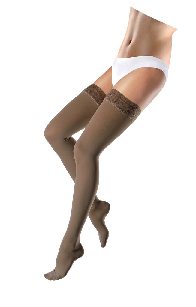 3b89a4578 SALE - 5002 AGH Thigh High Stocking w Lace Top - Ccl.II ...