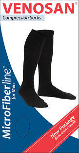 MicroFiberline Mens Socks - Compression II / 20-30 mmHg