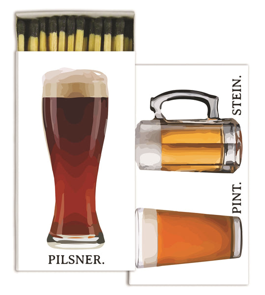 Matches - Beer