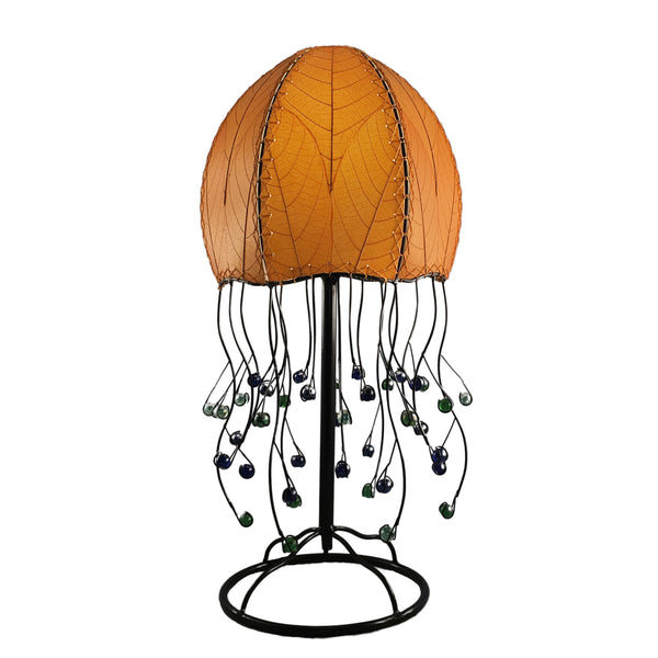 Jellyfish Table Lamp Orange