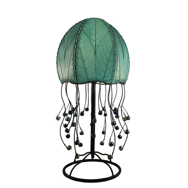 Jellyfish Table Lamp Teal