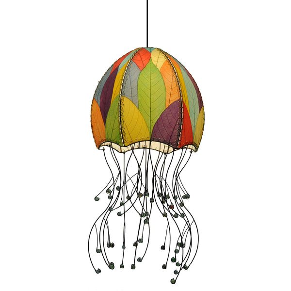 Jellyfish Hanging Lamp Multi