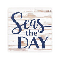 Absorbent Coaster - Seas the Day