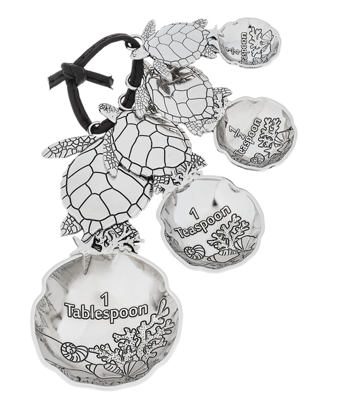 Sea Turtle measuring spoons