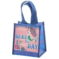 Gift bag - small Seas the Day Mermaid