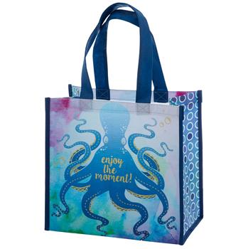 Gift bag - medium octopus