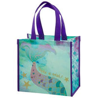 Gift bag - medium mermaid