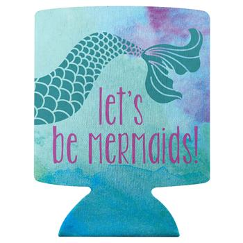Can Cooler - Mermaid
