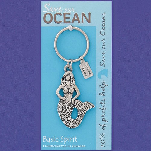 Key chain - Mermaid