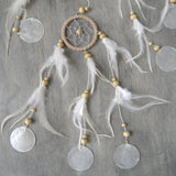Capiz shell Dream Catcher
