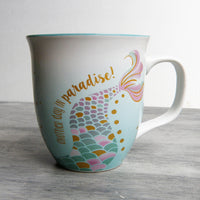 Mermaid Mug - Another day in Paradise